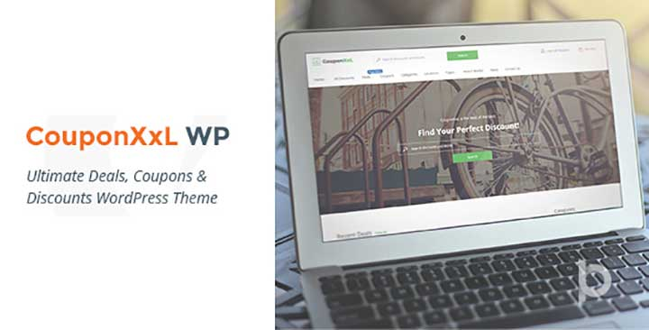 CouponXxL WordPress Coupon Themes