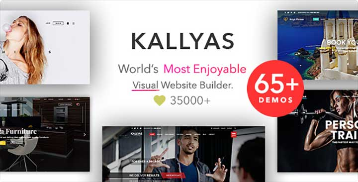 KALLYAS Creative eCommerce Multi-Purpose Arabic WordPress Theme