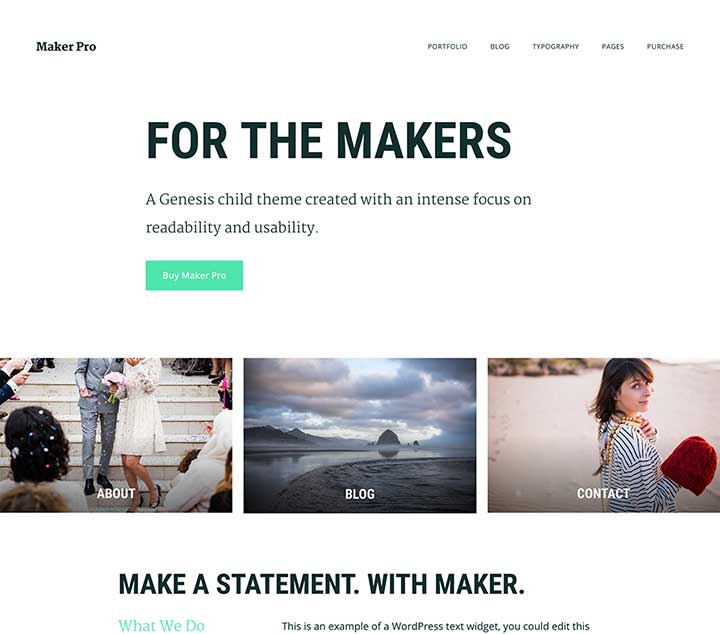 Maker Pro Amazon Affiliate WordPress Themes