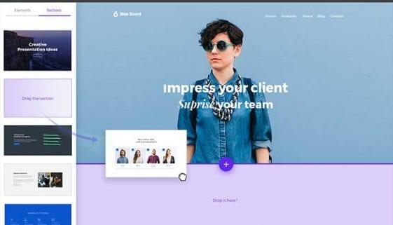 WordPress Animated Themes