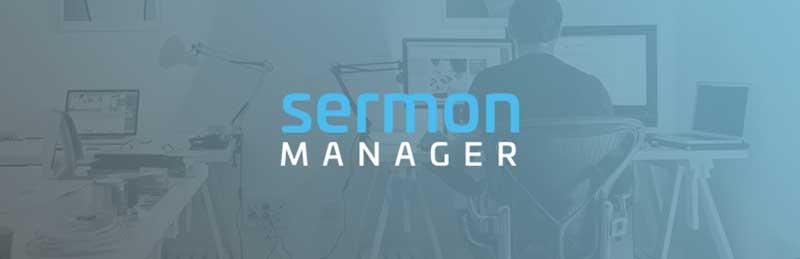 Sermon Manager WordPress Plugin