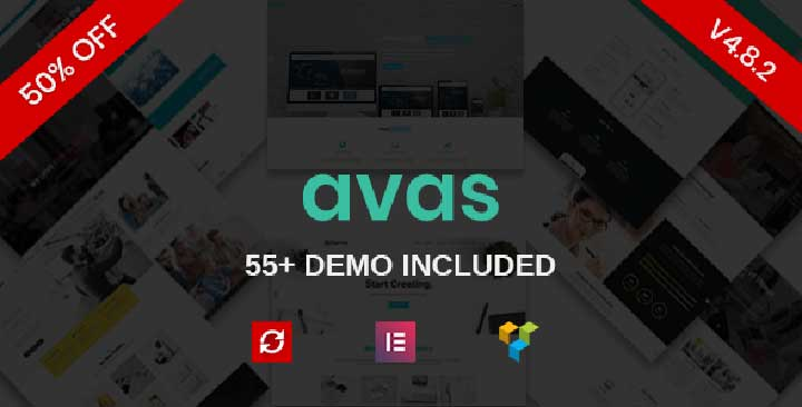 Avas Multi-Purpose WP Theme
