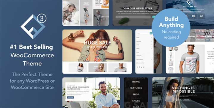 Flatsome Multi-Purpose WooCommerce Theme