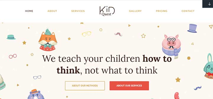 Kid Quest For Kids Care, Primary School, Playgroups