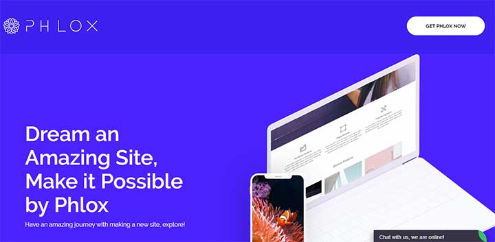 Phlox Pro Elementor WordPress Theme