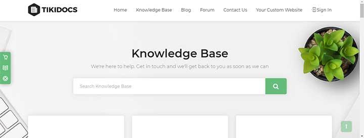 Tikidocs Knowledgebase & Support Forum WordPress Theme