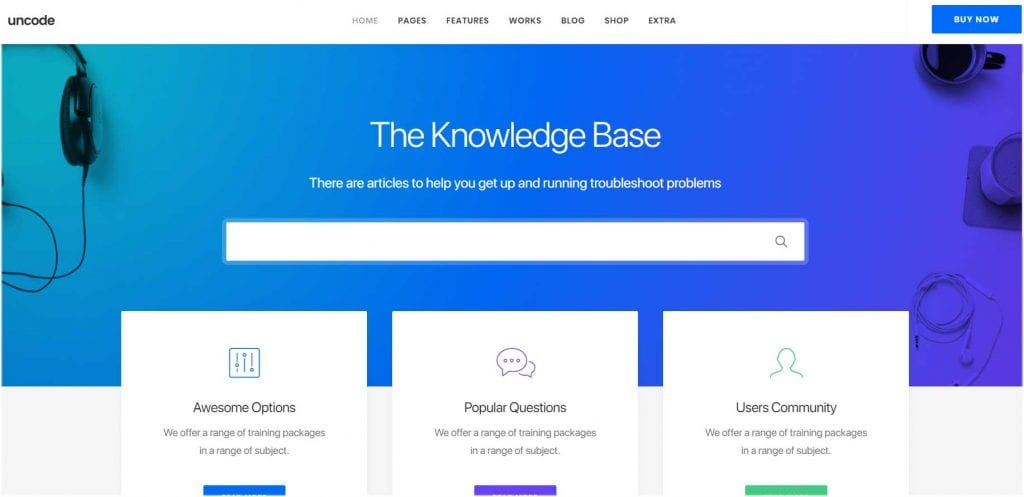 Best Home Page 2020.20 Best Knowledge Base Wiki Wordpress Themes Of 2020