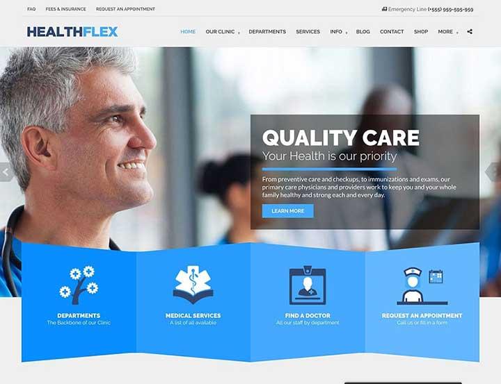 healthflex-medical-health-wordpress-theme