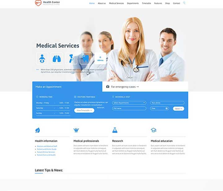 medical-health-theme-for-medical-health-and-dentist-center