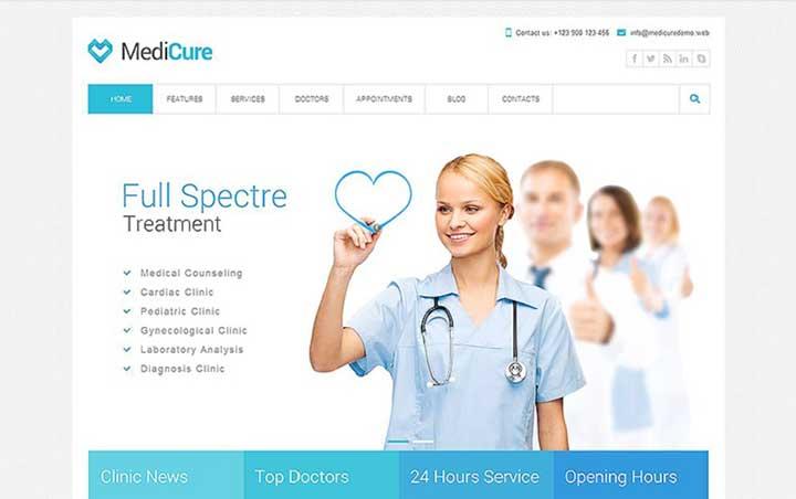 medicure-health-medical-wordpress-theme