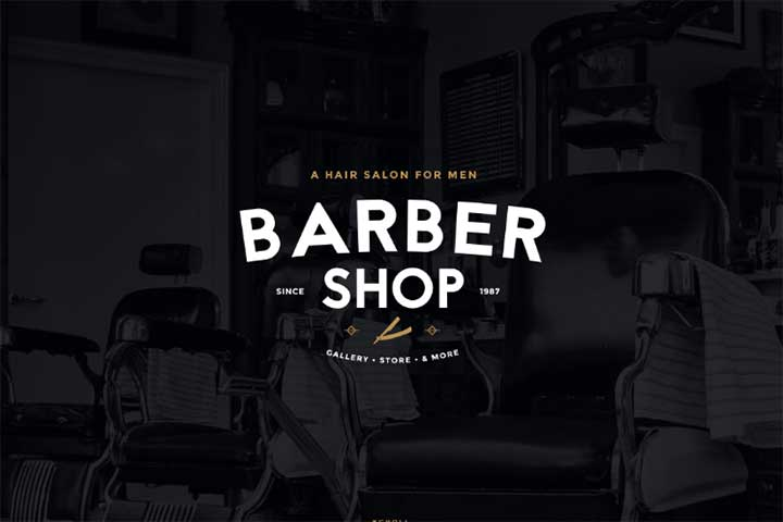 Salon - Barbershop & Tattoo Studio WordPress Theme
