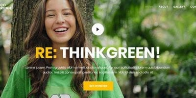 WordPress Gardening Themes