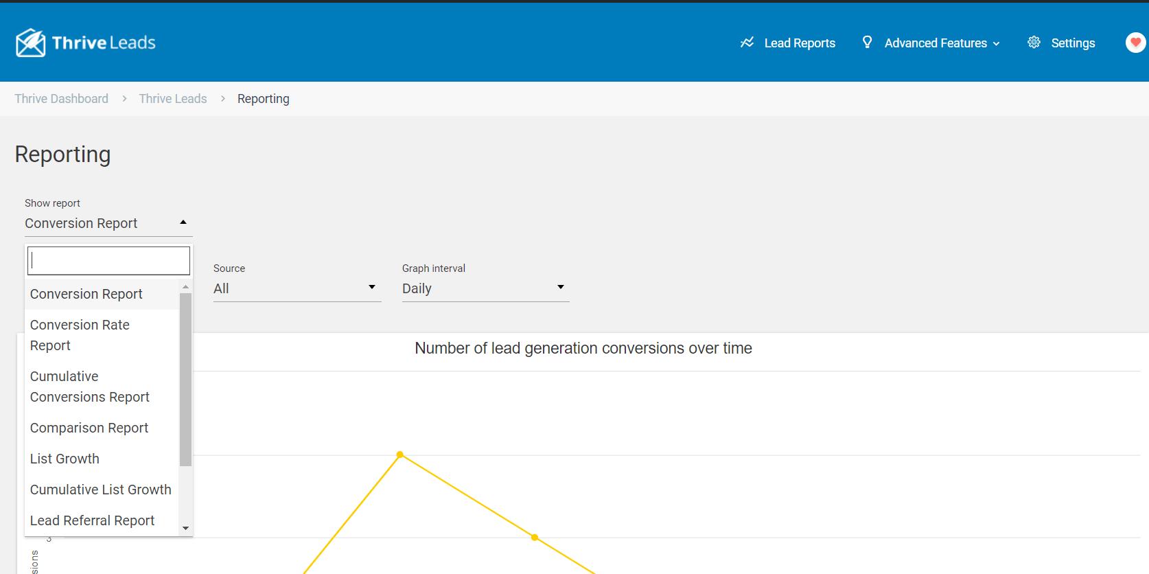 Thrive-Analytics