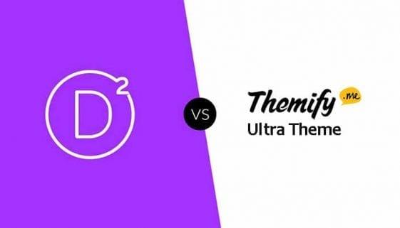 Divi vs Ultra Comparison Review