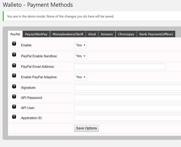 Walleto-Payment-Gateways