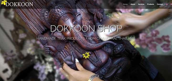 Dokoon-Shop