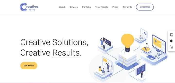 Pearl Saas Business WordPress Theme