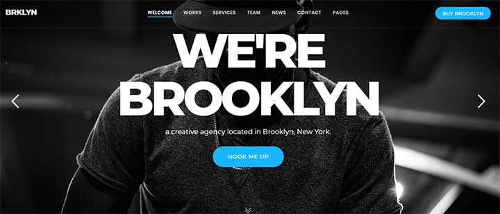 Brooklyn Gaming Theme
