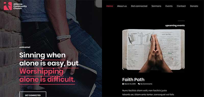 Astra WordPress Dark Theme