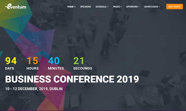 Eventum- Conference & Event