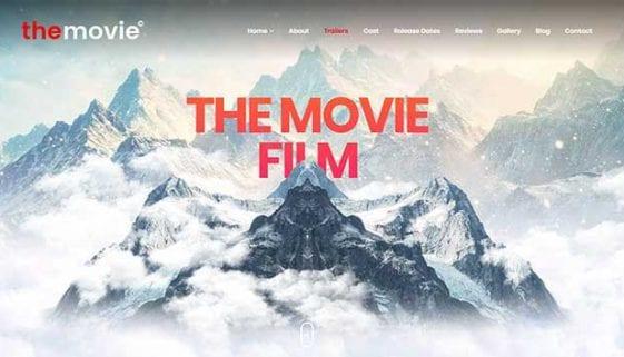 WordPress Movie Themes