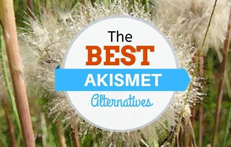 the best alternatives to akismet