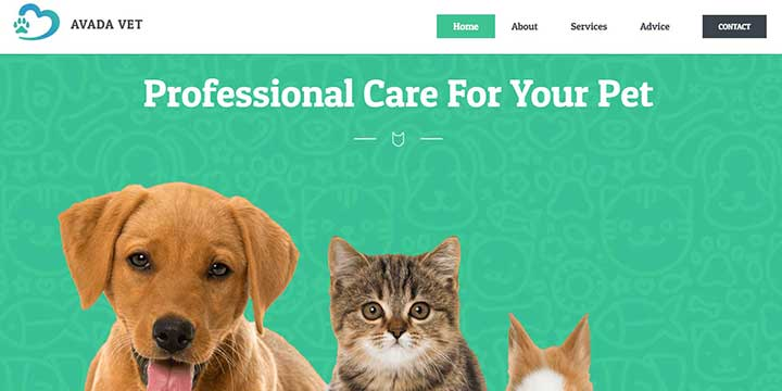 Avada Animal WordPress Theme
