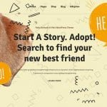 animal pets WordPress themes