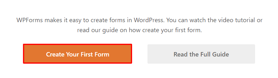 how to create a contact form on wordpress