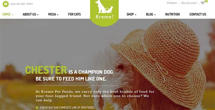 Kreme Pet & Shop