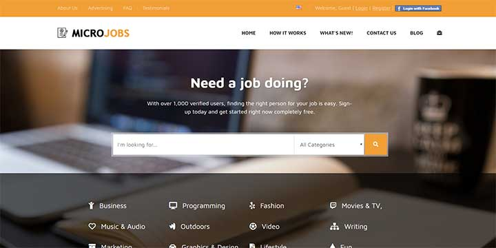 MicroJobs-PremiumPress