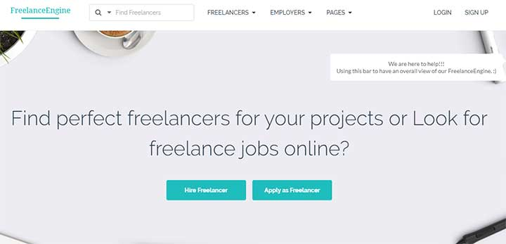 Freelance Engine WordPress Developer Jobs