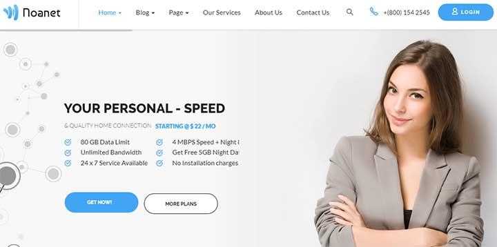 Noanet Internet Service provider