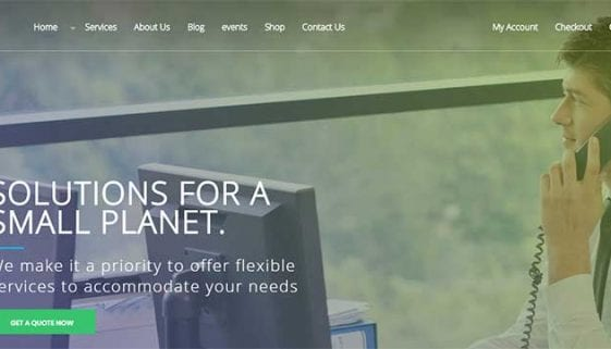 WordPress Internet Themes