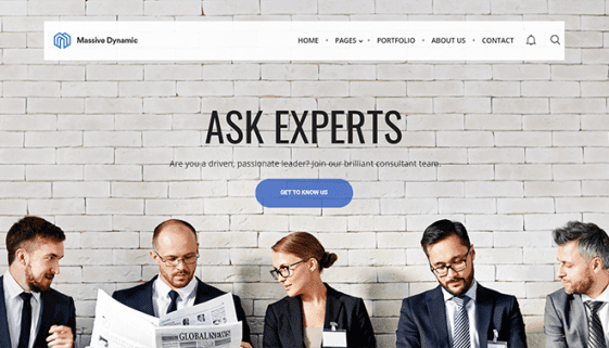 WordPress Consulting Themes