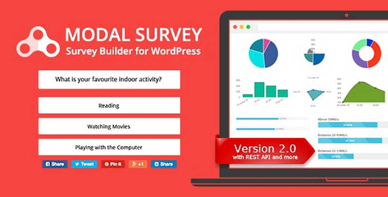 Modal-Survey-Plugin