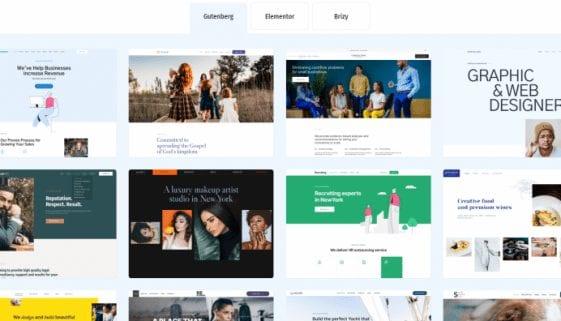 Gutenix WordPress Designs