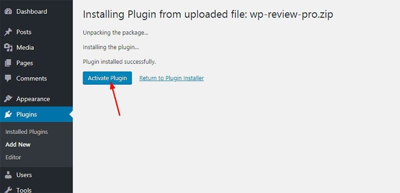 activate-wp-review-plugin