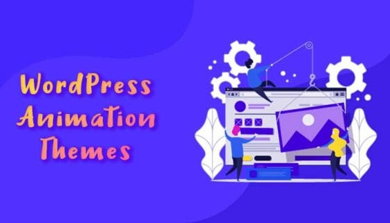 WordPress-Animation-Themes