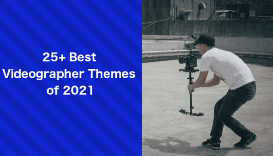 videographer wordpress themes