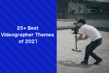 videographer wordpress themes