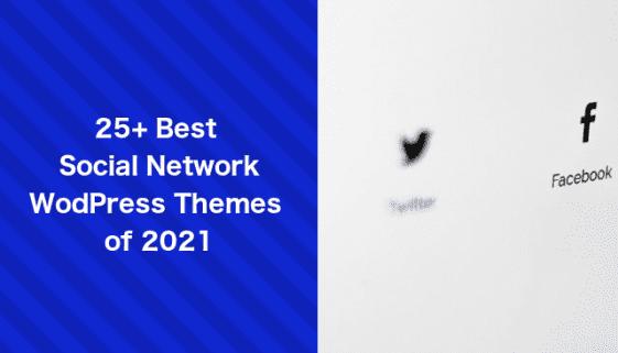 best wordpress social network themes