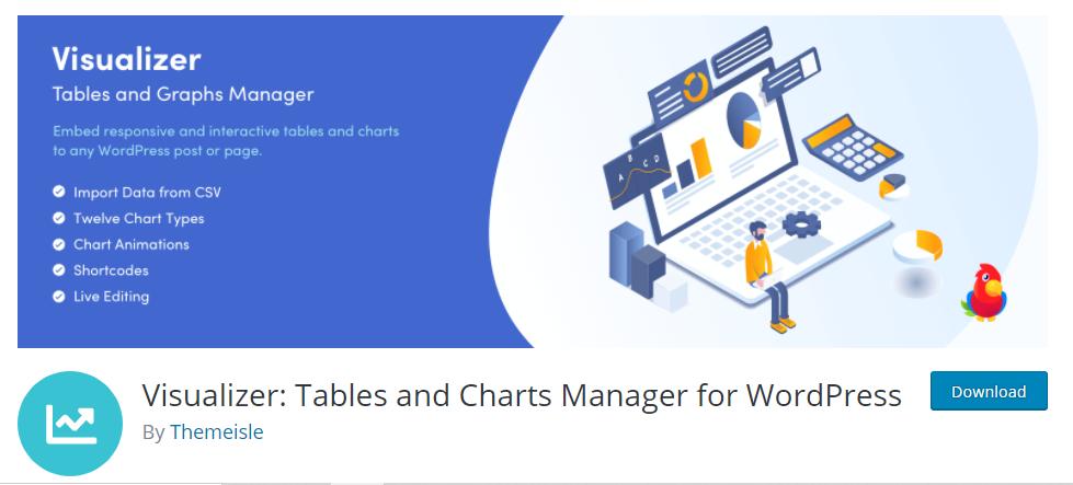 Responsive WordPress Tables Plugins