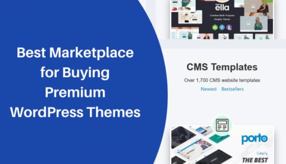 Best Marketplace for Buying Premium WordPress Themes